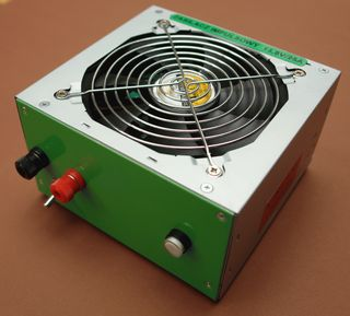 Power supply 13,8V